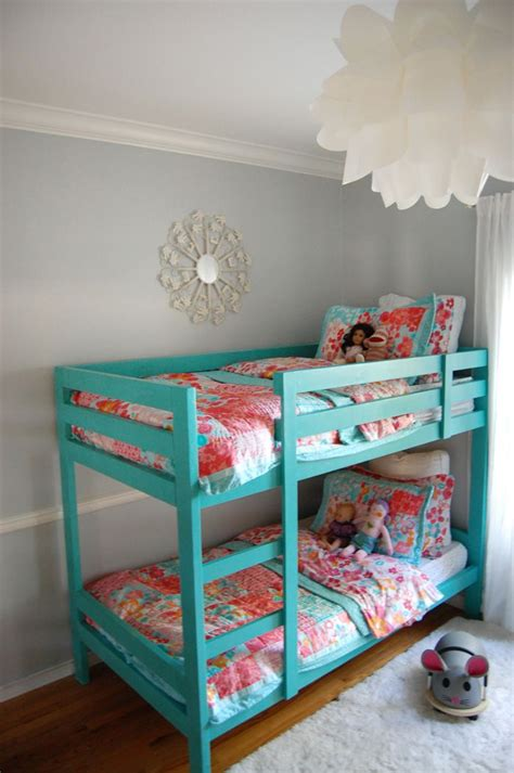 Cute Bunk Beds For Girls  Bunk Beds For Girls And How To. Backsplash Wallpaper. Wood Sphere Chandelier. Sleek Recliner. Red Living Room Ideas. Grandscapes. Blue Backsplash Tile. Ronbow Vanities. Brick Countertops