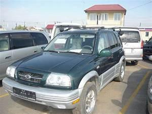 2000 Suzuki Grand Vitara Pictures  2 5l   Gasoline