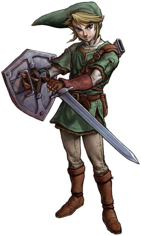Breath of the Wild Legend of Zelda Link