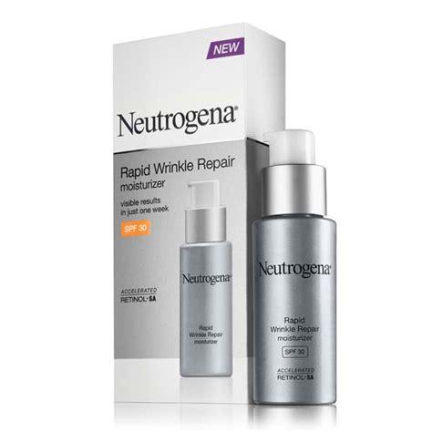 Neutrogena Rapid Wrinkle Repair Moisturizer SPF 30