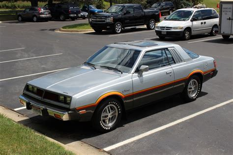 Dodge Challenger 1980 For Sale images