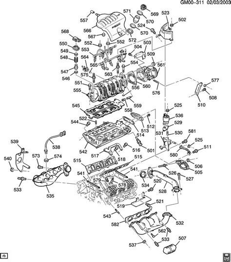 Acdelco Buick Lesabre Wiring Diagram by New Genuine Gm 24506057 Intake To Exhaust Manifold Gasket