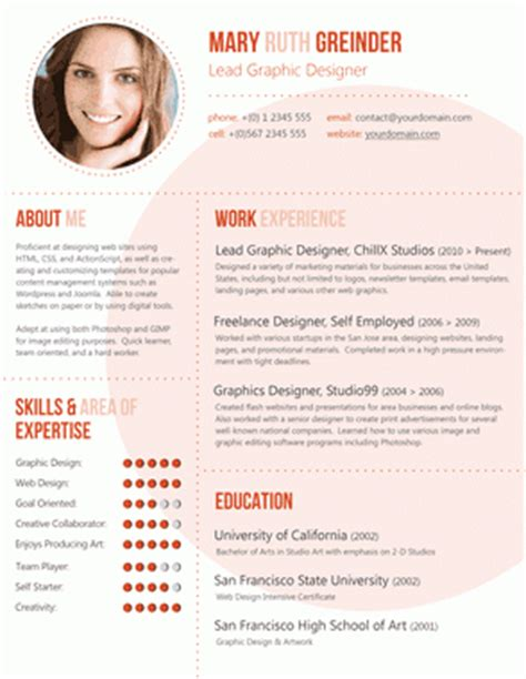 baker cv executive in modern cv design resume baker