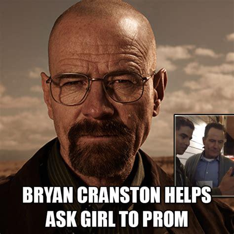Bryan Cranston Memes - bryan cranston archives 15secondsofpop