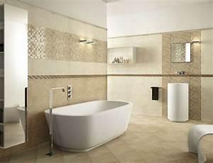 Beige Fliesen Bad : badezimmer mit wandfliesen mit mosaik moderne ~ Watch28wear.com Haus und Dekorationen