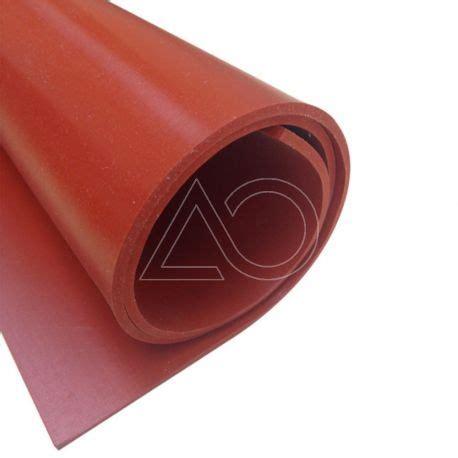 Silikona gumija (6x1200 mm) sarkanā (K) - E-plastena.lv