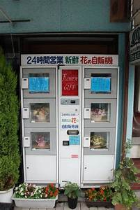 These Unusual Vending Machines In Japan Will Blow Your Mind