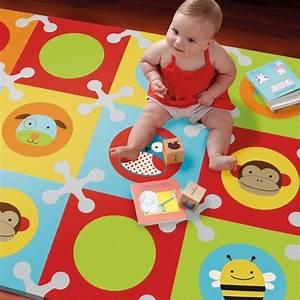 Tapis Bebe Mousse : le tapis puzzle accessoire pour le salon et jouet enfant ~ Teatrodelosmanantiales.com Idées de Décoration
