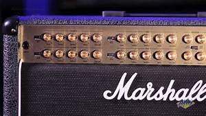 Marshall Jvm410c Tube Guitar Combo Amplifier