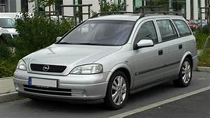 Scheibenwischer Opel Astra G : file opel astra caravan 1 6 16v selection g ~ Jslefanu.com Haus und Dekorationen