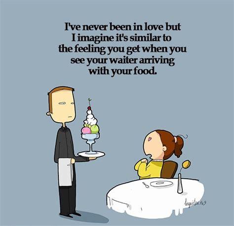 humour cuisine waiter quotes quotesgram