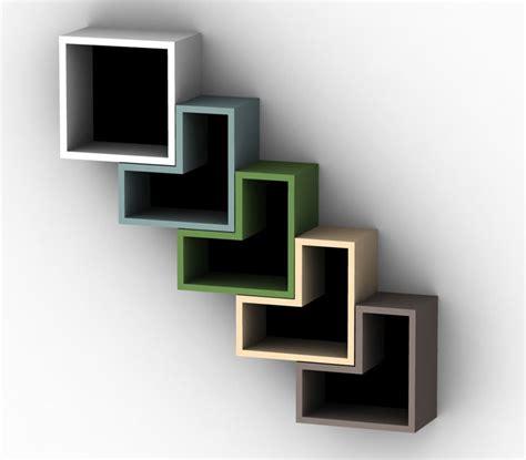 Mensole Originali by 50 Mensole Molto Particolari E Dal Design Originale