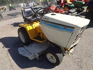 1989 Cub Cadet 1811 Lawn  U0026 Garden And Commercial Mowing