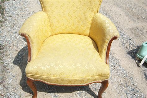 2 antique yellow chairs for sale antiques classifieds