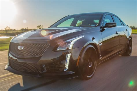 2016  2018 Cadillac Ctsv  Hennessey Performance