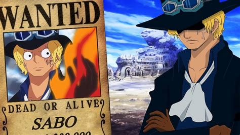 The True Power Of Sabo The Revolutionary In One Piece
