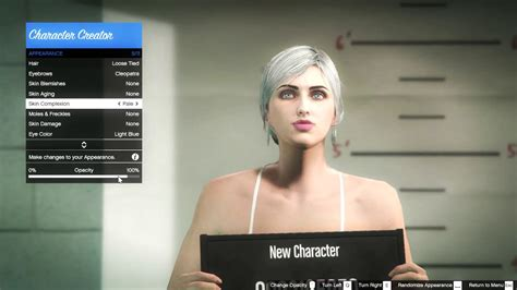 How To Create A Sexy Female Character!