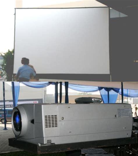 sewa lcd proyektor led tv led display videotron malang