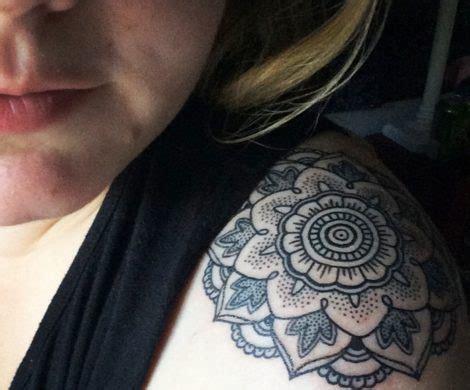 mandala tattoo wissenswertes und  ideen wohnideen und