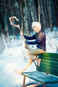 jack frost cosplay | Lame yet Awesome Shenanigans | Pinterest