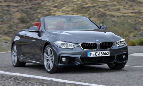 Bmw 4 Series Convertible Picture by Bmw 4 Series Convertible Revealed Photos 1 Of 11