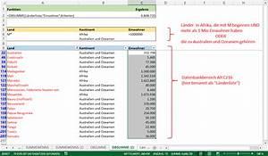 Summen Berechnen : alle kriterien erf llt bedingte summen in excel der ~ Themetempest.com Abrechnung