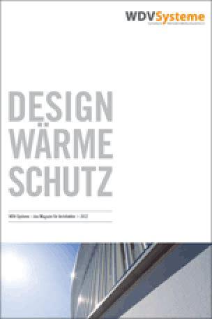 Magazin Für Architektur Und Design by Neues Magazin F 252 R Architekten Und Planer Fassaden Design