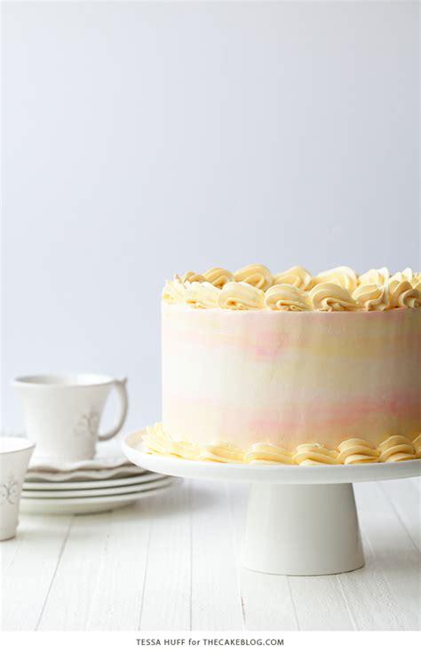 lemon honey apricot cake