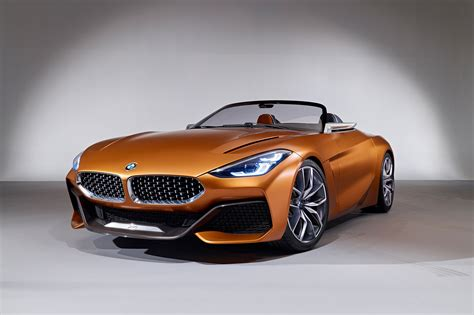 2019 Bmw Z4 What To Expect  Automobile Magazine