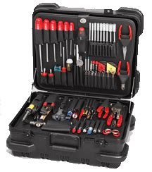 briefcase on wheels tool kits tool cases knipex wiha bondhus tools