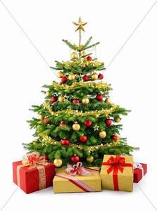 Weihnachtsbaum Auf Rechnung : dichter weihnachtsbaum mit geschenken in rot und gold stockfoto 10318077 bildagentur ~ Themetempest.com Abrechnung