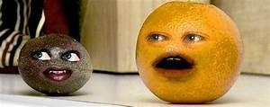 Annoying Orange Sad