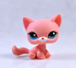 lps cat littlest pet shop cat collection child figure