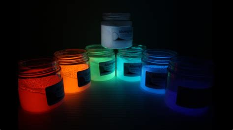 alumiglow powder paint for fishing lures tungsten