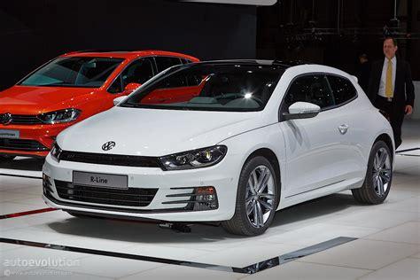 Volkswagen Scirocco 2016