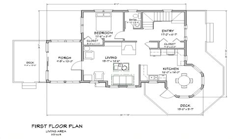 cottage floor plans cottage floor plan cottage house plans one floor small