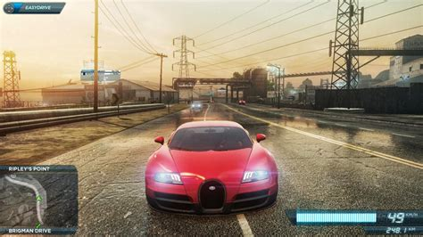Nfs most wanted 2012:gameplay | bugatti veyron supersport all races (pc hd). NFS - Most Wanted 2012 | Bugatti Veyron | IMB SHOW