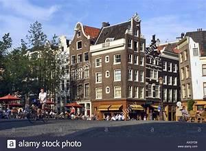 Häuser In Holland : leaning house amsterdam holland stockfotos leaning house amsterdam holland bilder alamy ~ Watch28wear.com Haus und Dekorationen