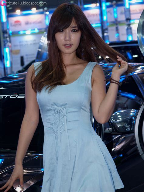 Xxx Nude Girls Song Jina Seoul Auto Salon 2012