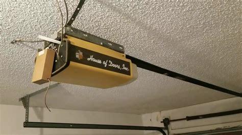 overhead garage door opener overhead garage door and opener from 80 s