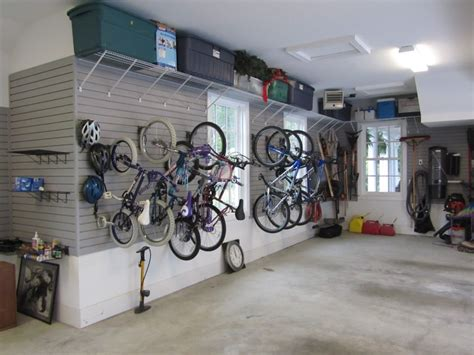 Garage Organization For A Family Of By Garage Designs