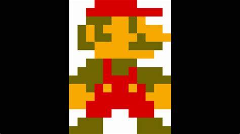 New Super Mario Bros Overworld 8 Bit Youtube