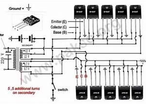 Circuit Diagram Welding Inverter