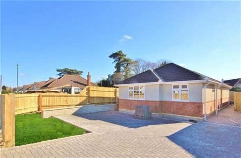 Markham Avenue Bournemouth Bedroom Bungalow For Sale Bh