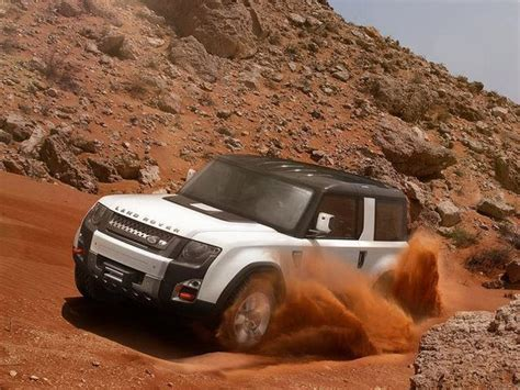 The New Land Rover Defender Will Launch In 2018 Carbuzz