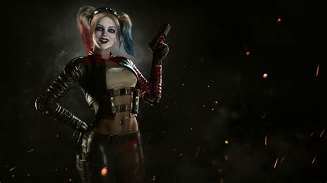 injustice  harley quinn wallpapers hd wallpapers id
