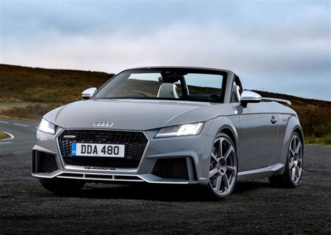 audi tt rs roadster review 2016 parkers