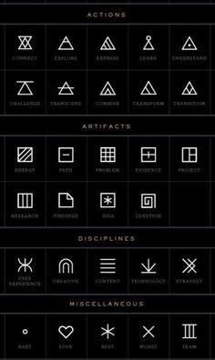 Symbol tattoo Meditation, balance, Unity. Line tattoo Black and grey. Arthouse7 | ArtistJazz