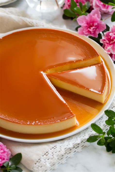 Flan Recipe {The BEST!} - Cooking Classy