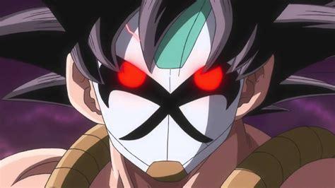dragon ball  heroes evil bardock el padre de goku youtube
